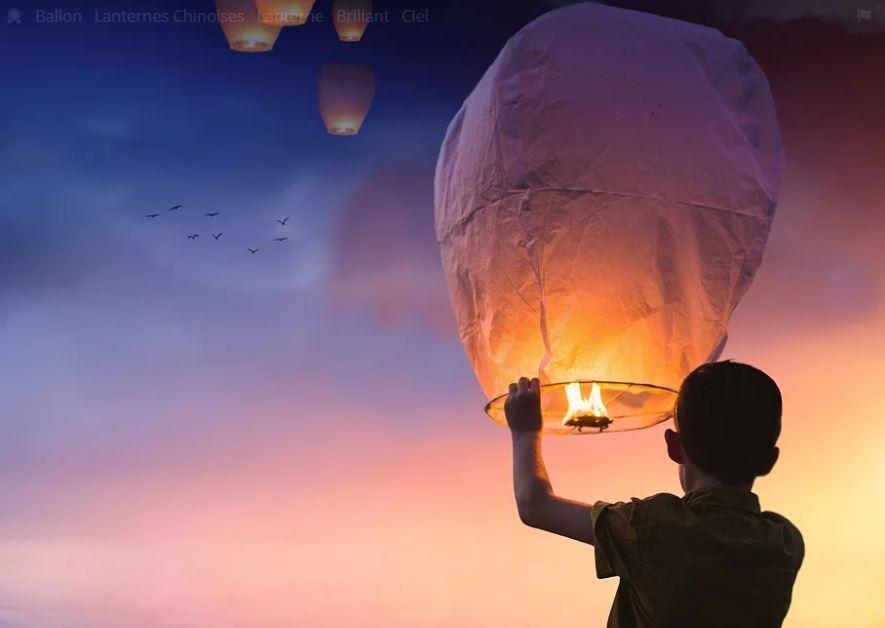 lanterne feu