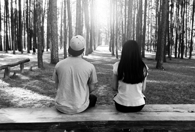 couple en rupture