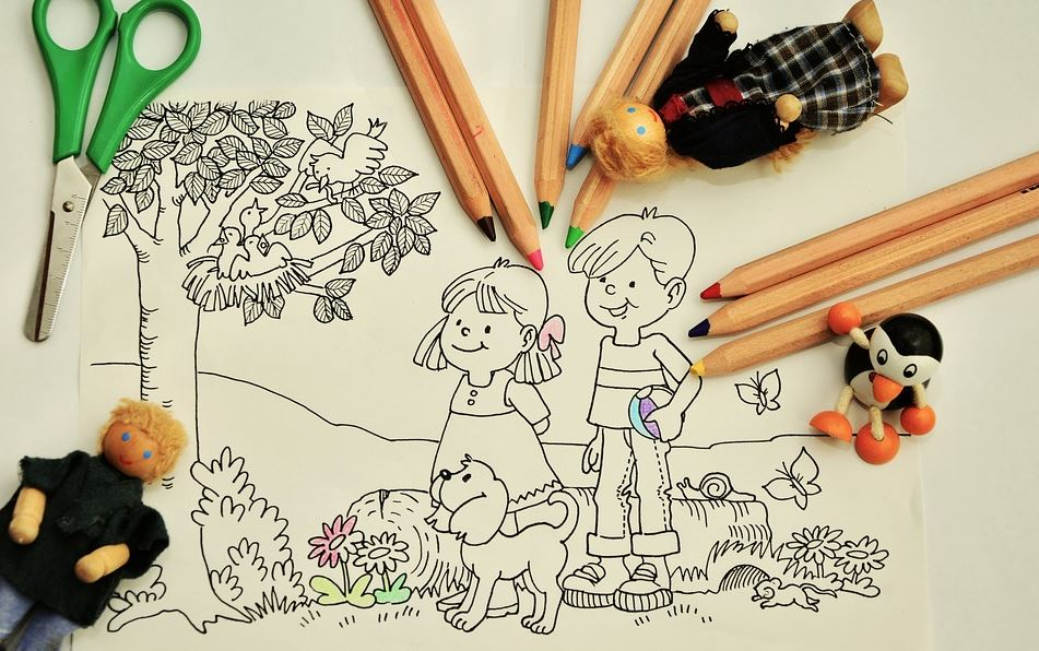 dessin enfant 3